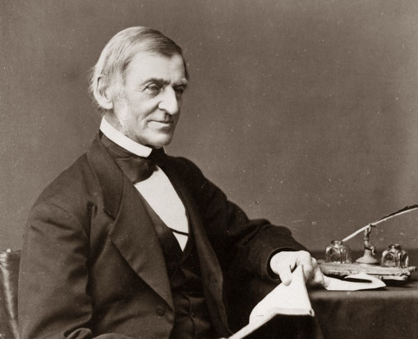 ralph waldo emerson as a great thinker Heres a virtual movie of the great ralph waldo emerson reading the rhodora the rhodora is an 1847 poem by ralph waldo emerson it is a response to the question whence is the flower the poem.