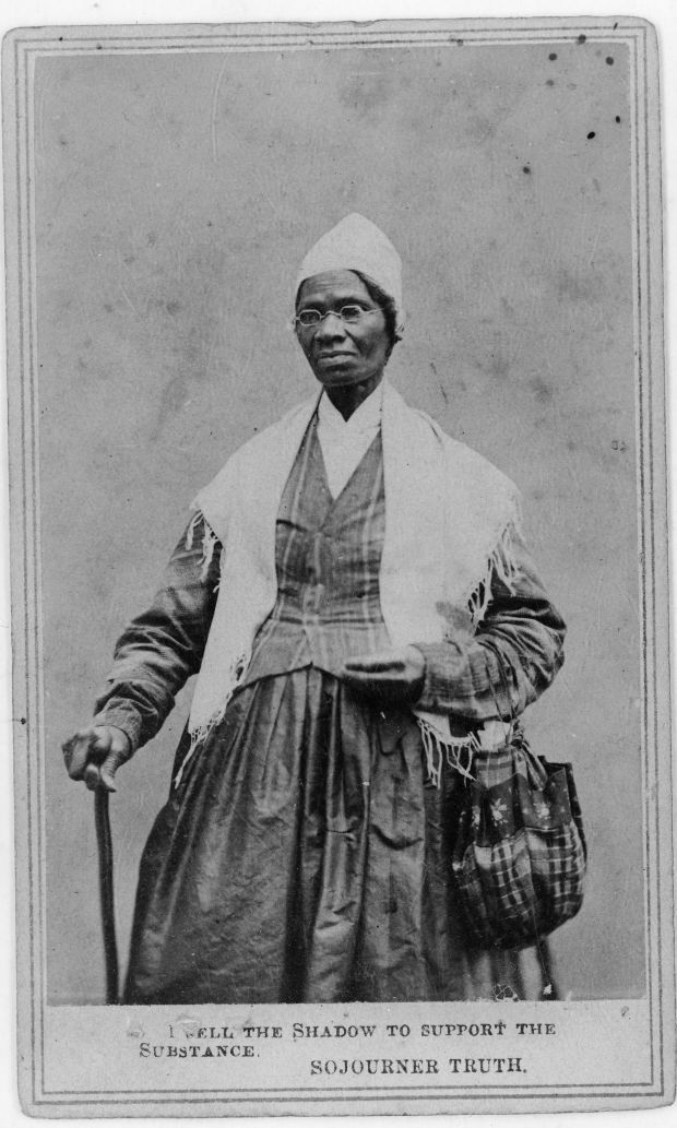 sojourner truth a women s rights activist