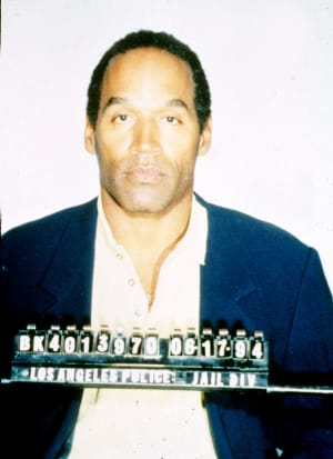 O.J. Simpson Murder Case: A Timeline of the 'Trial of the ... Oj Simpson Not Guilty Plea