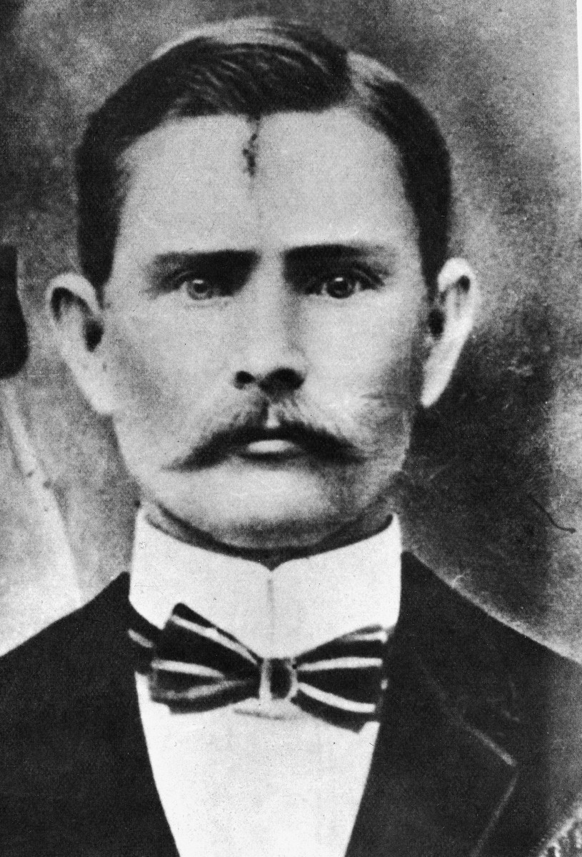 Icons of the Wild West: Jesse James
