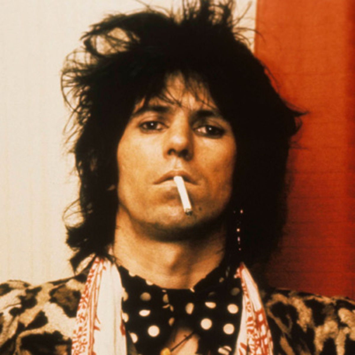 Keith Richards Guitarist Songwriter Biography