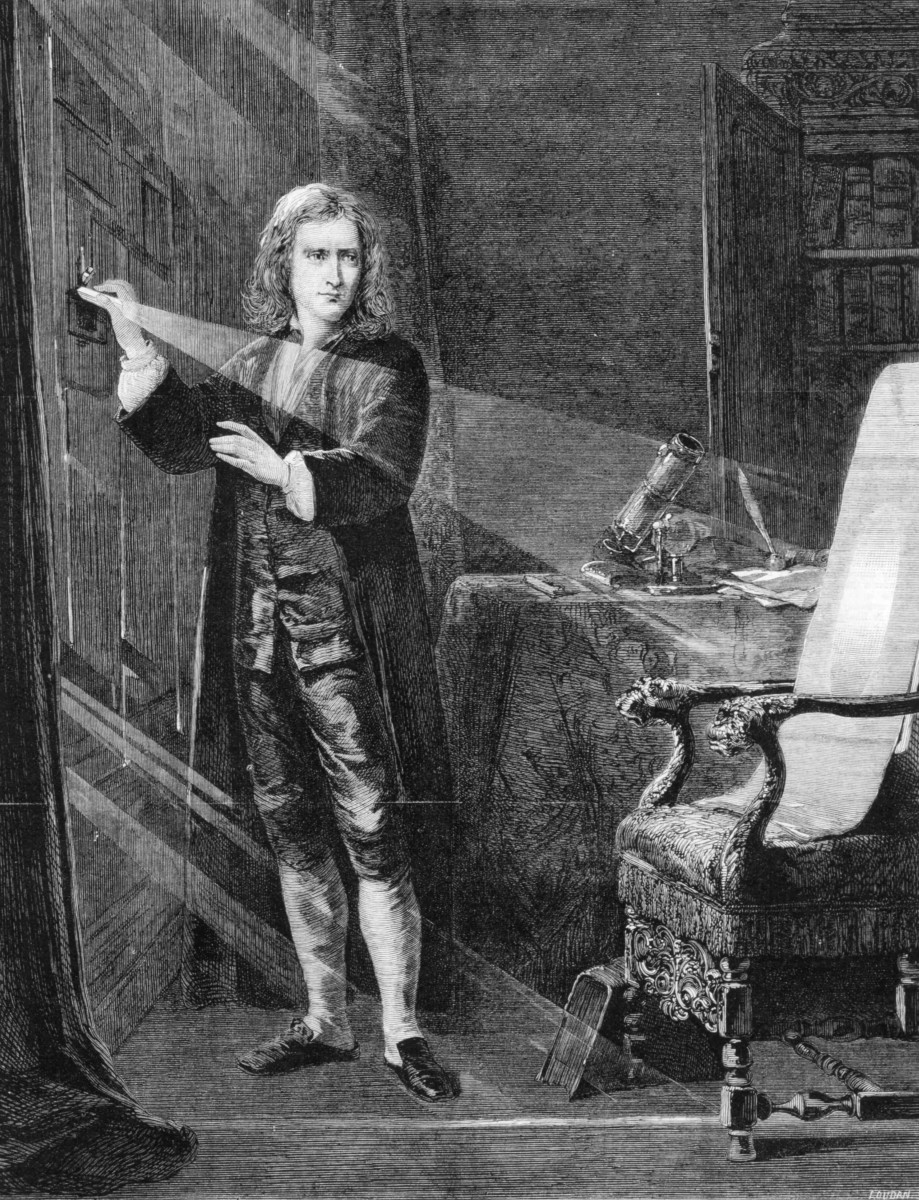 isaac newton inventions for kids