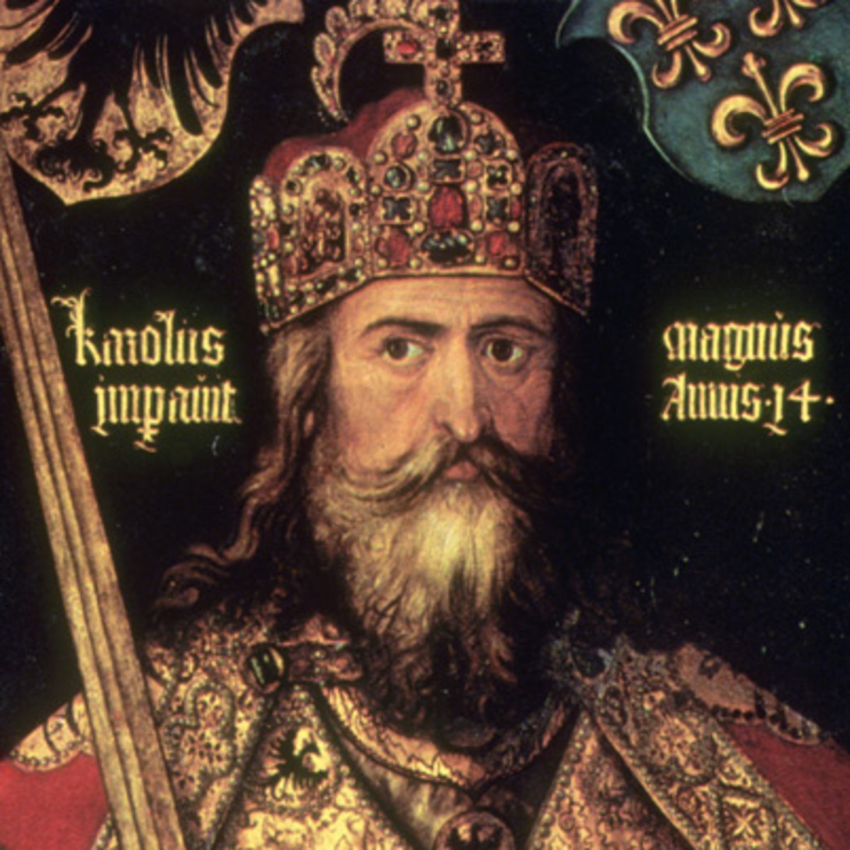 charlemagne   king emperor   biography charlemagne biography