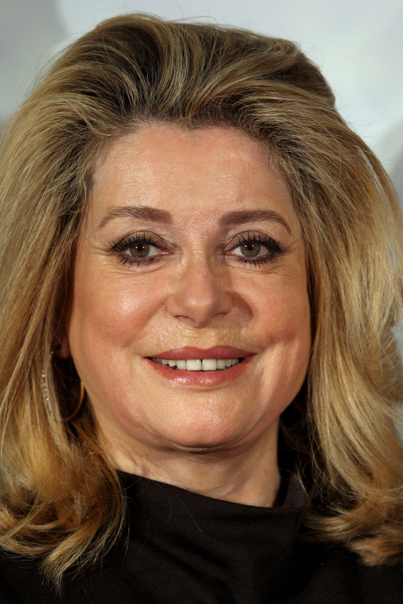 1f5ca015545 Catherine Deneuve - - Biography