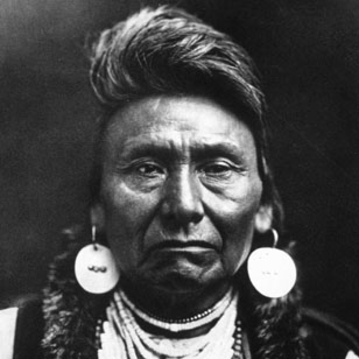 Native american leaders of the wild west biography