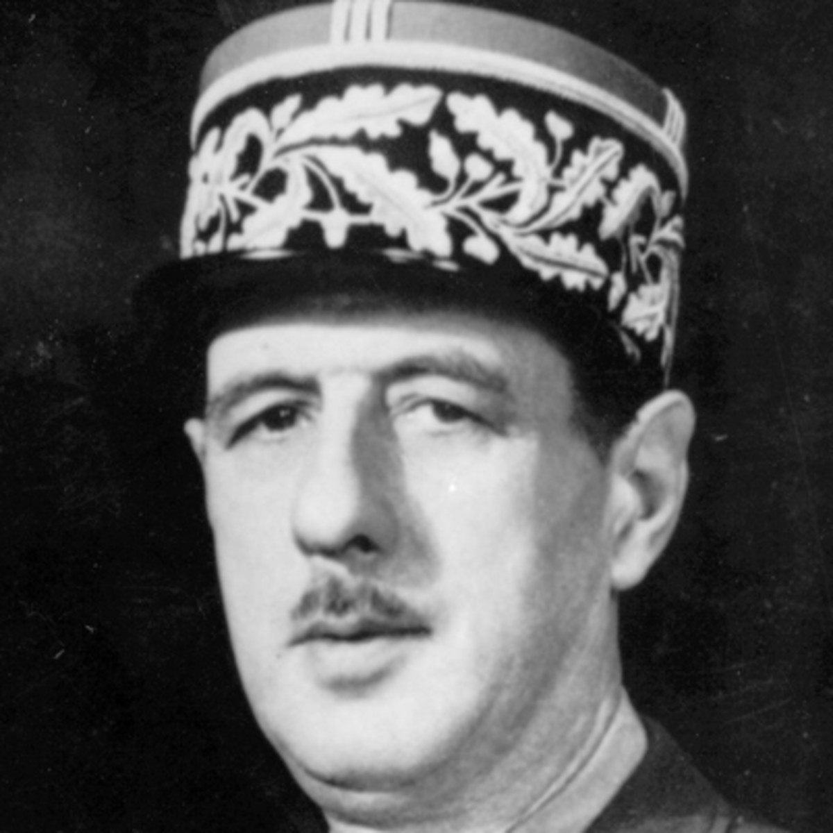 a biography of charles de gualle a leader of france during world war ii In wwii he inspired the people of occupied france to fight for their liberation and  led  however, to the surprise of the whole world, french president charles de  gaulle opted for a political  [tags: algeria war independence history essays  france]  on may 23, 2004, the charles de gaulle airport in paris, france,  whisked.