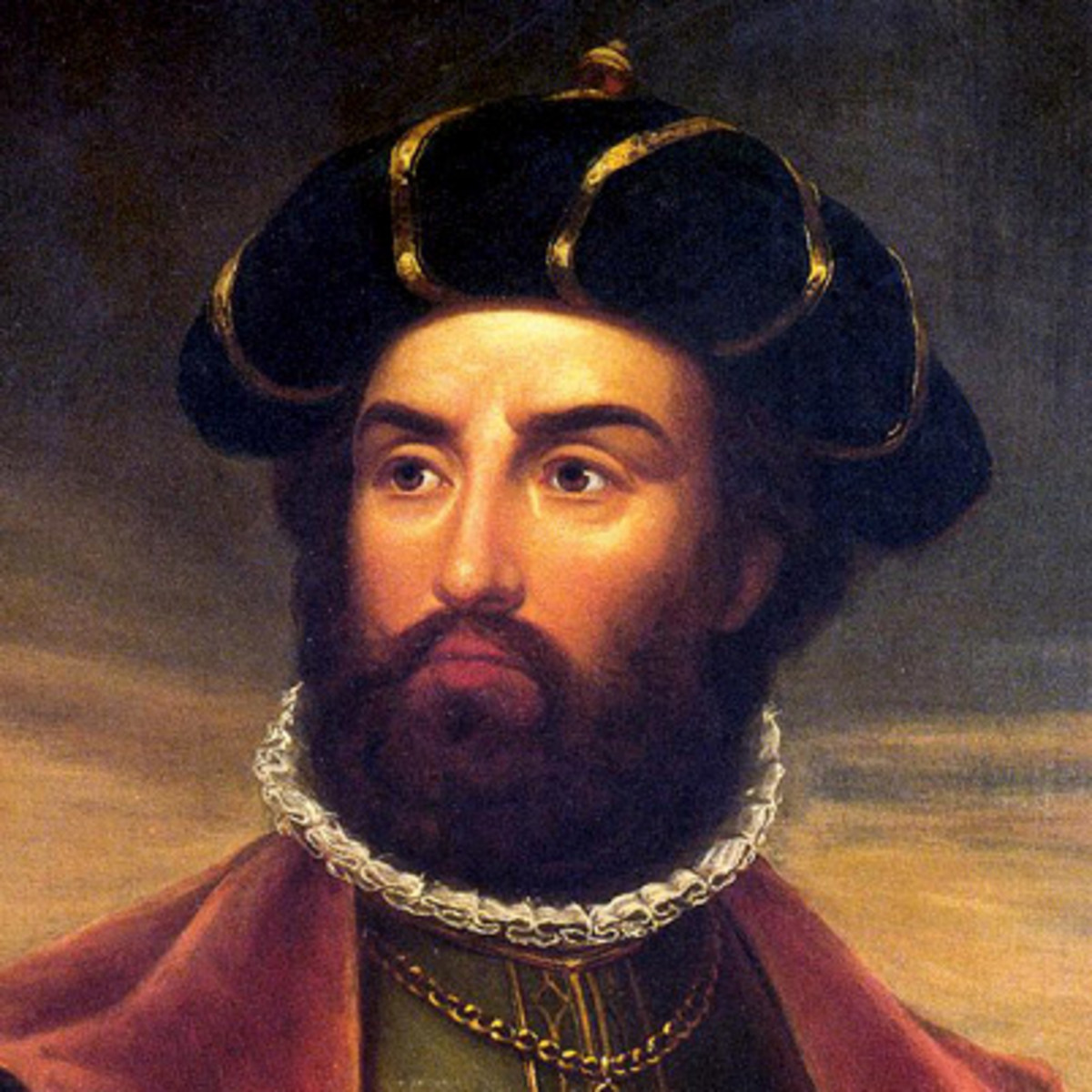 Vasco da gama parents