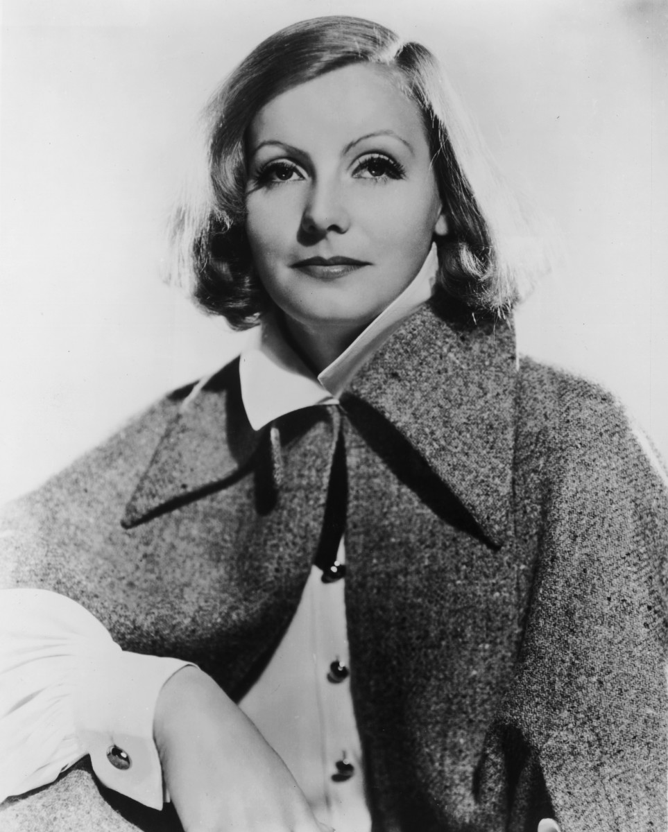 greta garbo movies