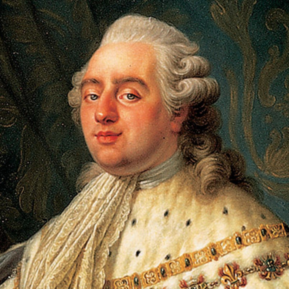 Anecdotes of Louis XVI - Nobility and Analogous Traditional Elites