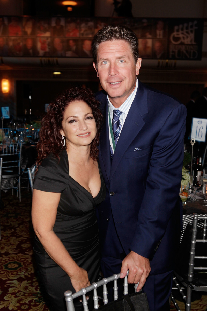 Dan Marino with Gloria Estefan in 2010 (Photo: Thos Robinson/Getty Images for The Buoniconti Fund to Cure Paralysis)