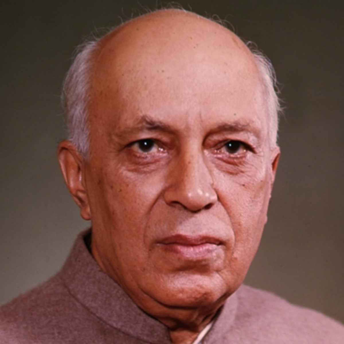 Jawaharlal nehru death wife family biography