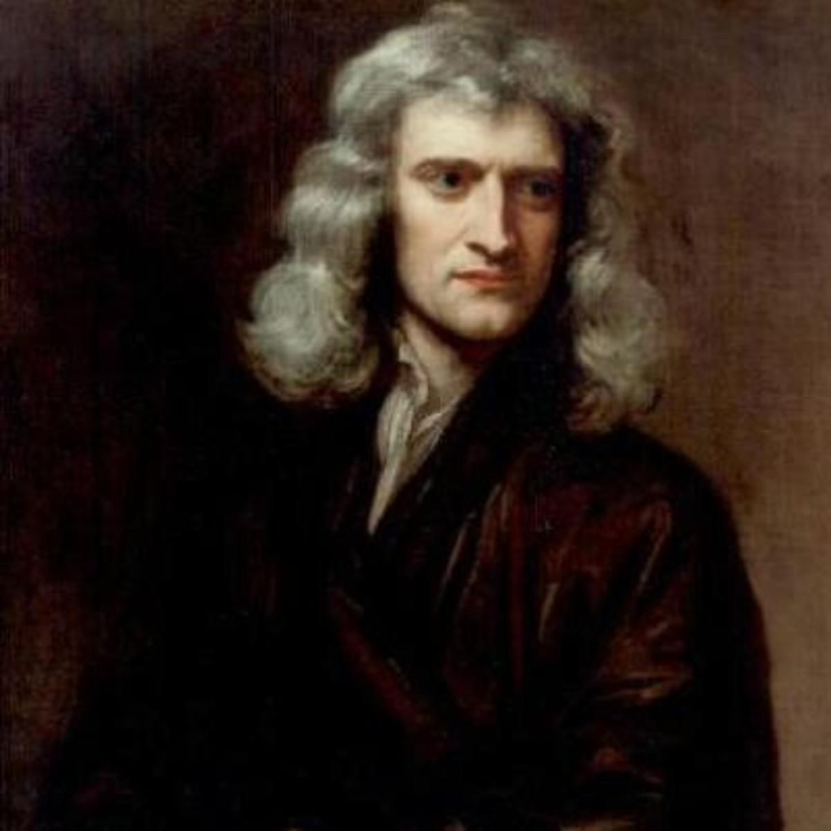 Isaac Newton and his great discoveries 29