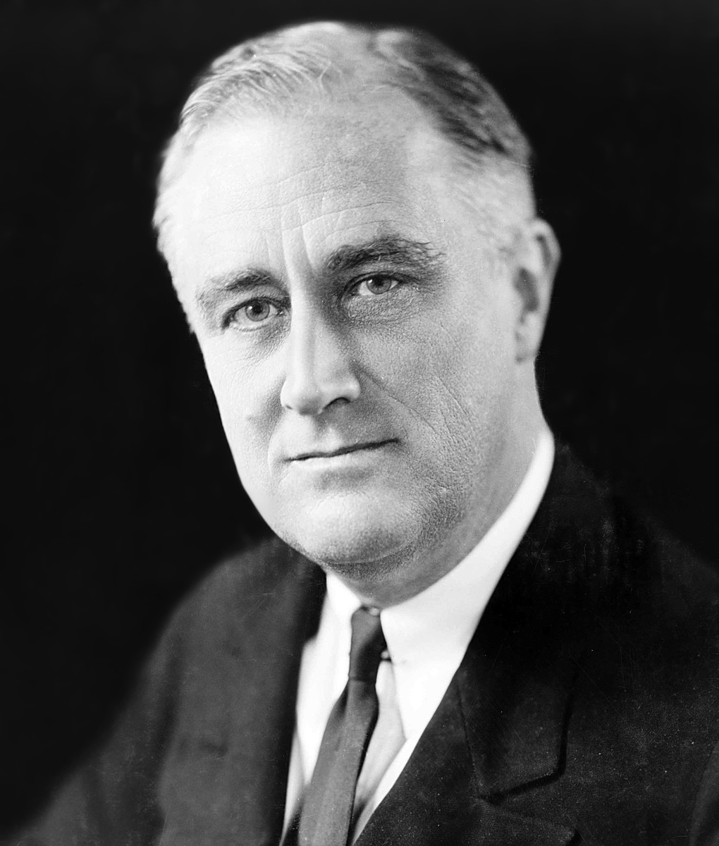 franklin d roosevelt u s president com fdr in 1933 photo elias goldensky 1868 1943 public
