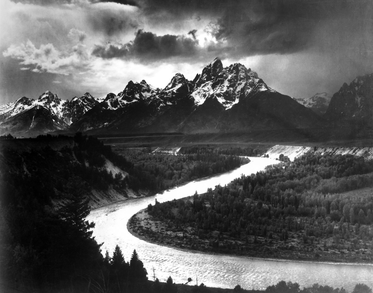 the life and photography of ansel adams Ansel adams – a critical a pioneer in the art and science of photography, ansel adams published his first collection for much of his life adams.
