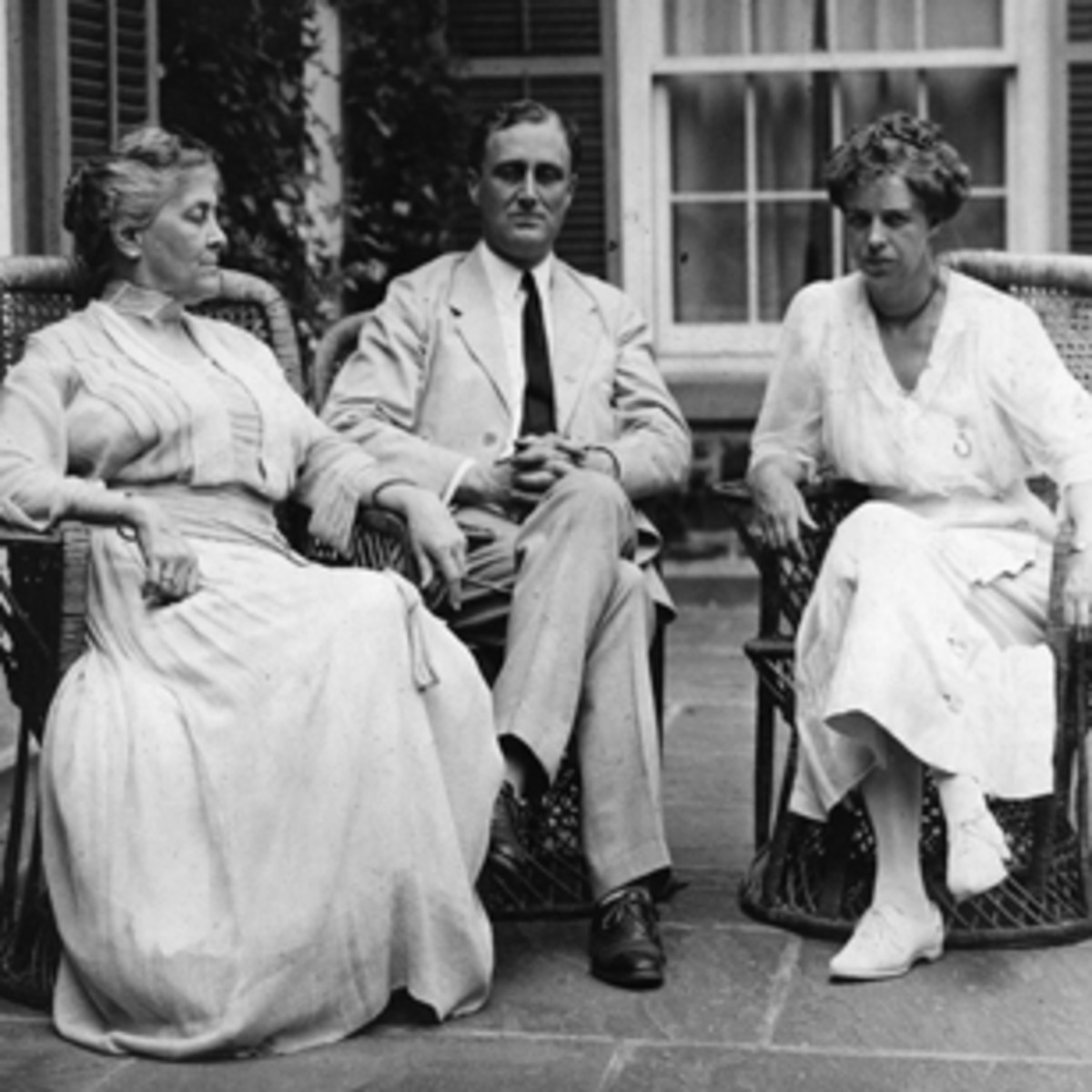 FDR and His Women - Biography