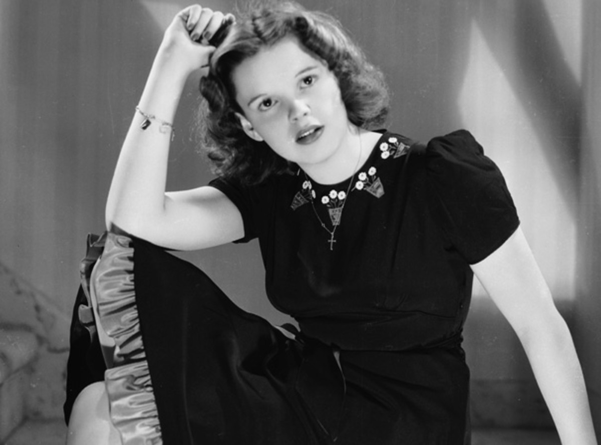 Judy Garland: Highlights from Her Life and Career - Biography