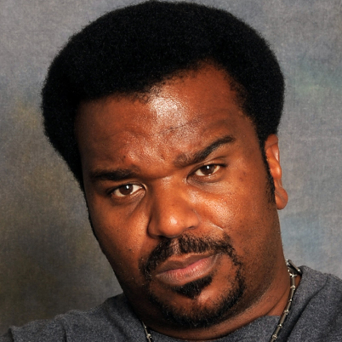 PASADENA, CA - OCTOBER 10:  Comedian Craig Robinson poses at the Pasadena Civic Auditorium on October 10, 2010 in Pasadena, California.  (Photo by Michael Schwartz/WireImage)