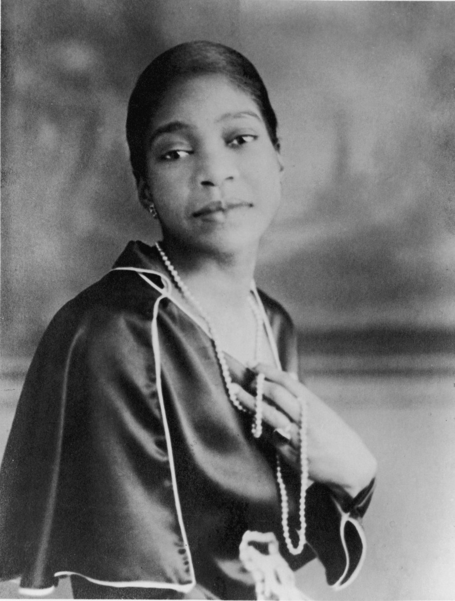 Young Bessie Smith may have learned about more than music from her mentor Ma Rainey. It has been strongly implied that Ma Rainey introduced Bessie to lesbian relationships. (Photo: Michael Ochs Archives/Getty Images)