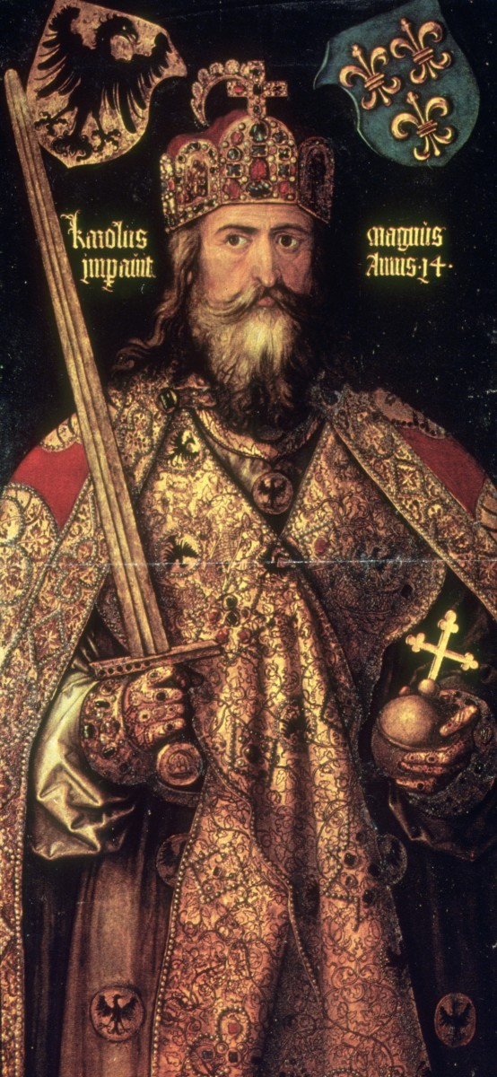 a biography of charlemagne charles the great Johannes fried has put forth a valiant effort in untangling the wheat from the chaff in charles the great's life charlemagne  writing a biography of charlemagne.