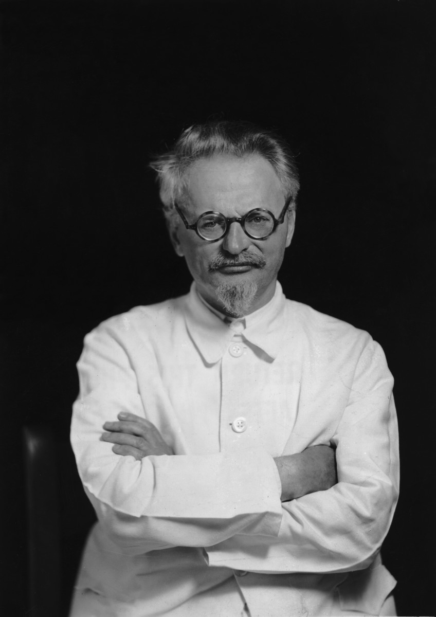 the biography of leon trotsky Find great deals on ebay for leon trotsky shop with confidence.