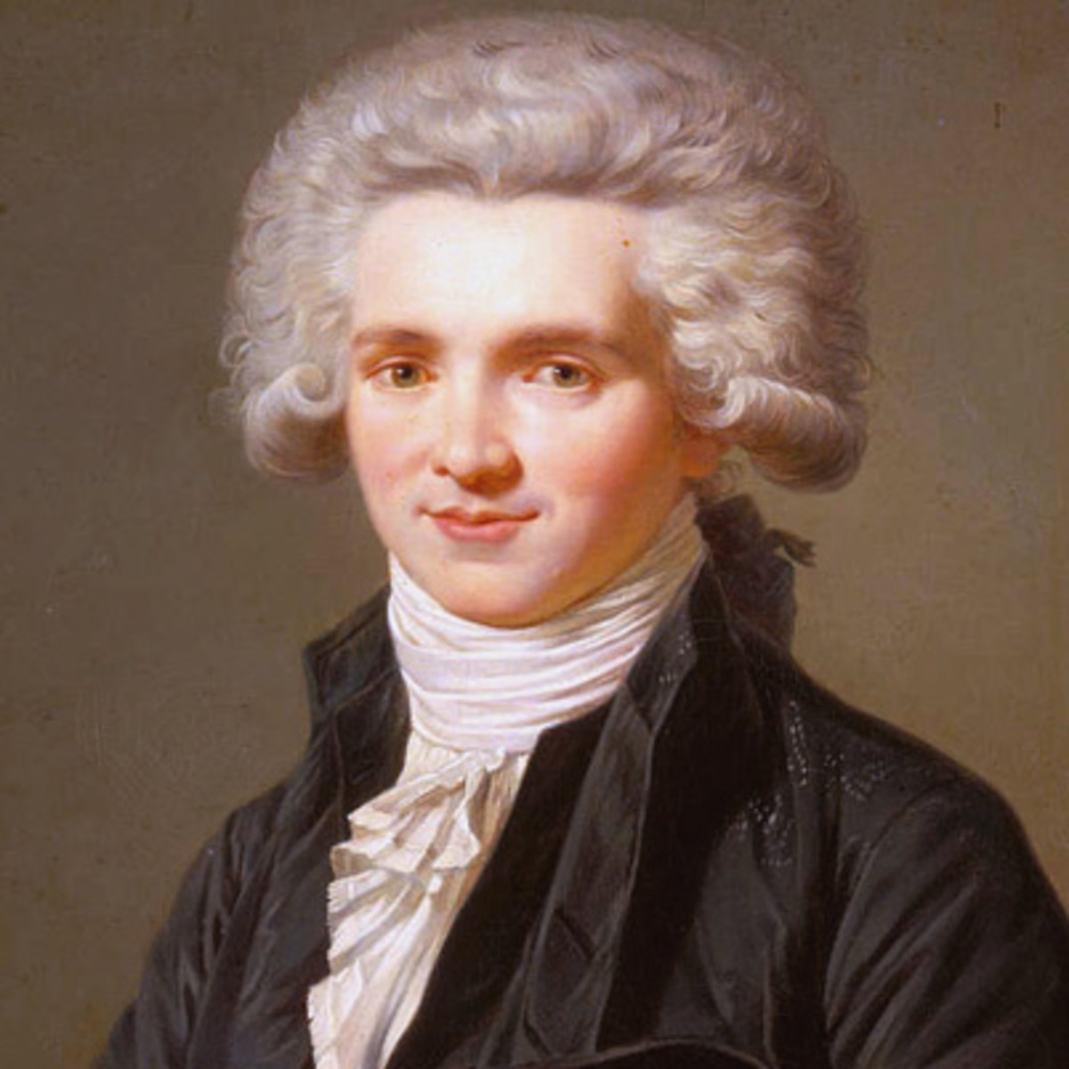 An introduction to the life and history of robespierre