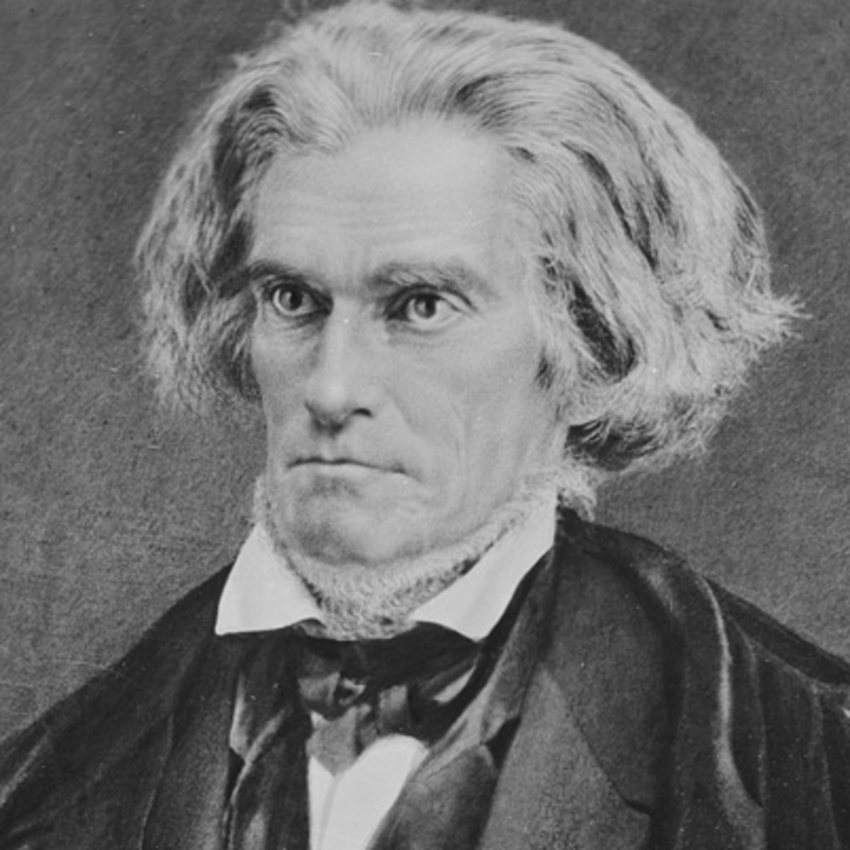 john c calhoun the other John c calhoun was a senator from south carolina, secretary of state, secretary of war, and vice president of the united states when webster and other northern politicians promoted internal improvements bills to strengthen national infrastructure, calhoun objected, believing that the measures would strengthen the.