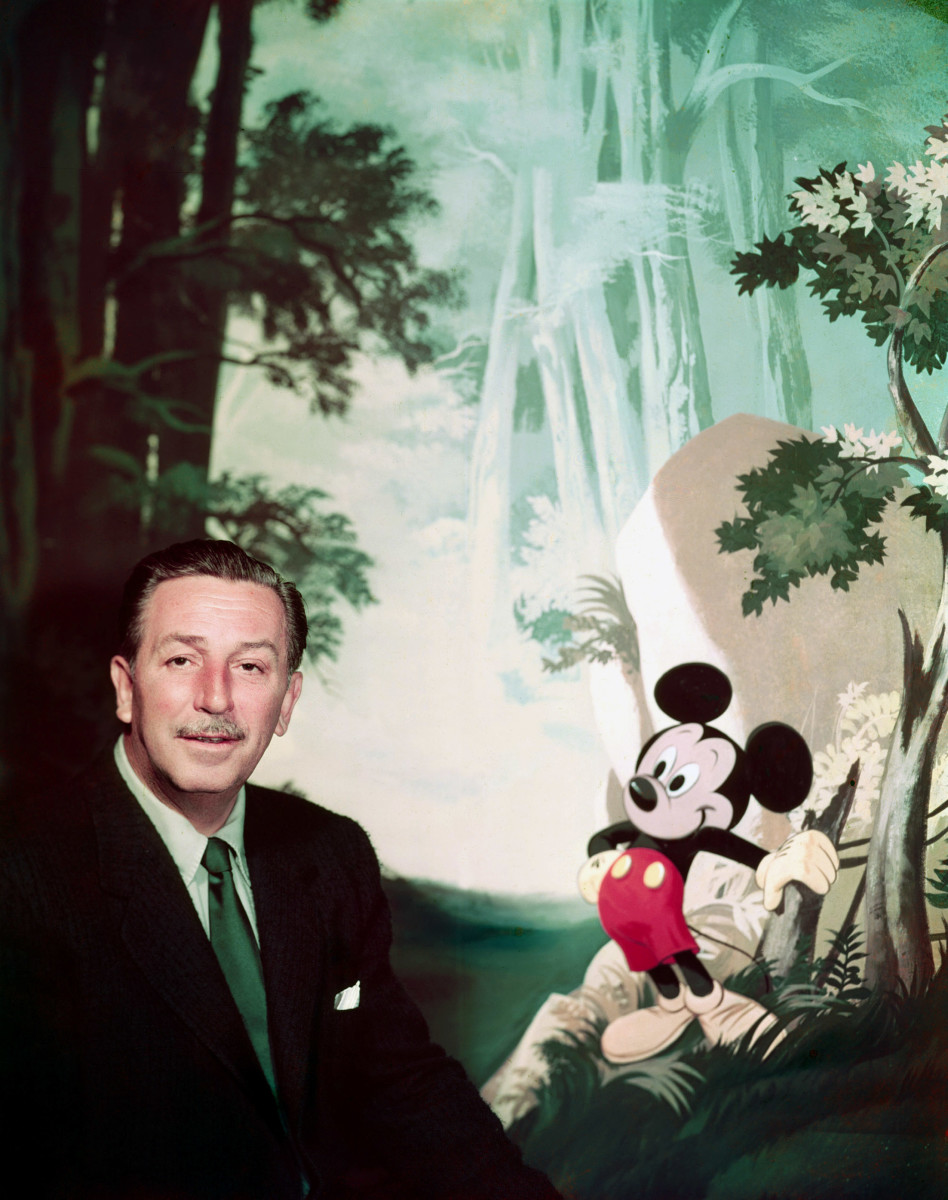 Walt Disney 7 Things You Didn T Know About The Man Amp The