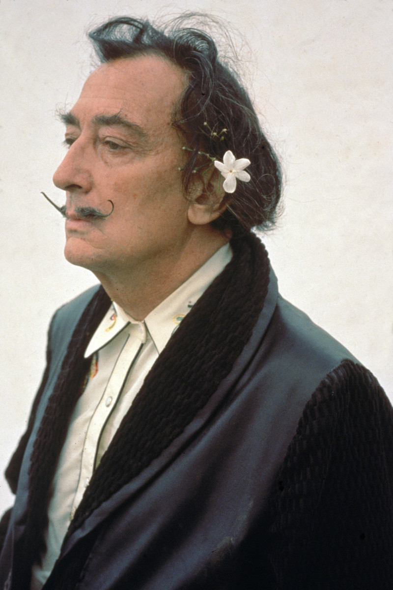happy birthday salvador dalí 5 fun facts about the mustachioed