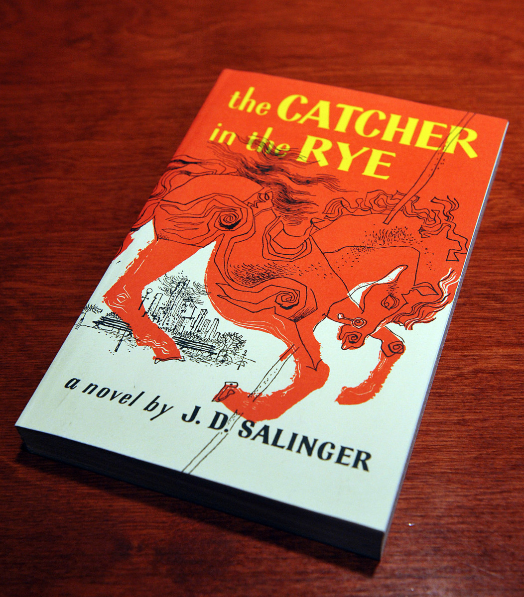 catcher in the rye title