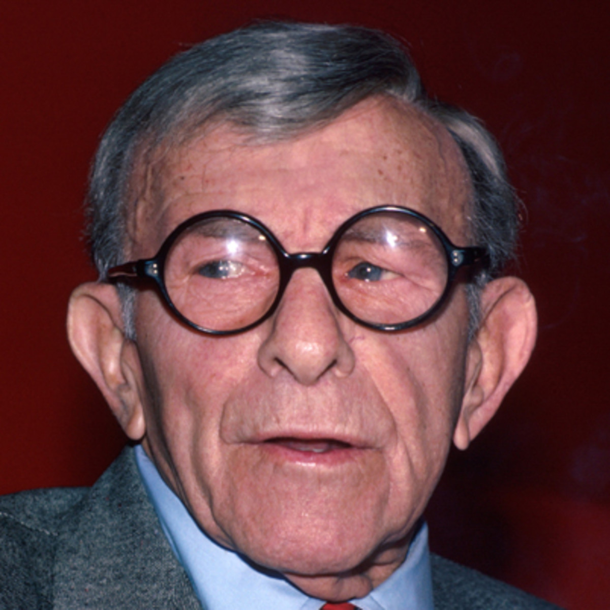 george burns television personality comedian film actor