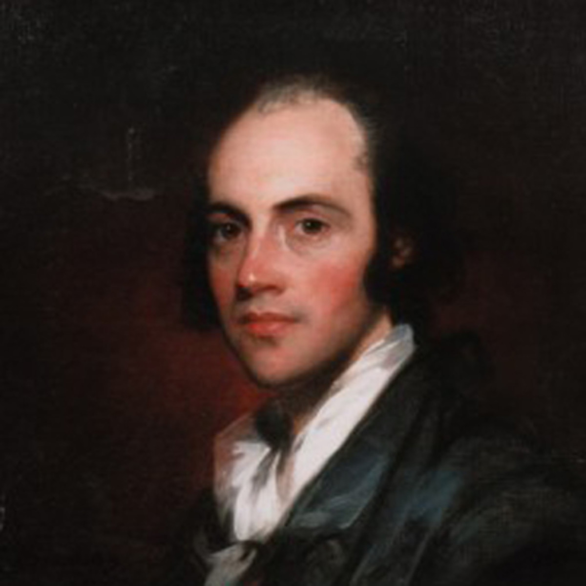 Image result for photo of aaron burr