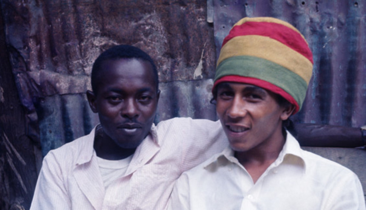 Bob Marley: Bob Marley was named Nesta Robert at birth and nicknamed 'Tuff Gong' as a teenager for his ability to defend himself in Jamaica's Trenchtown ghetto.