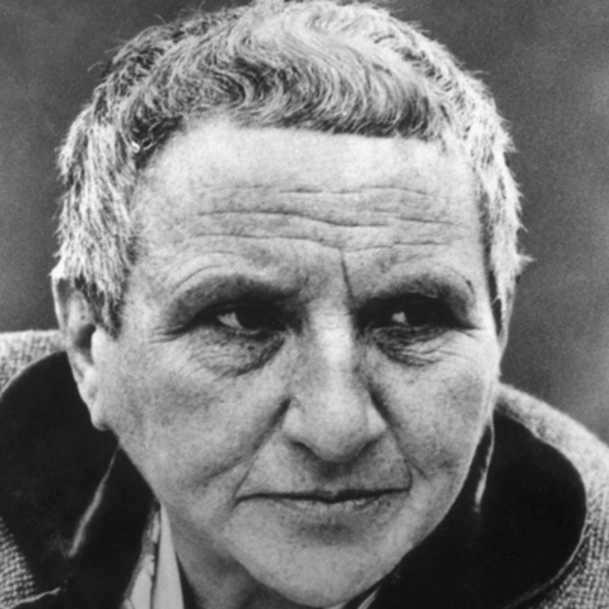 Gertrude Stein and a companion