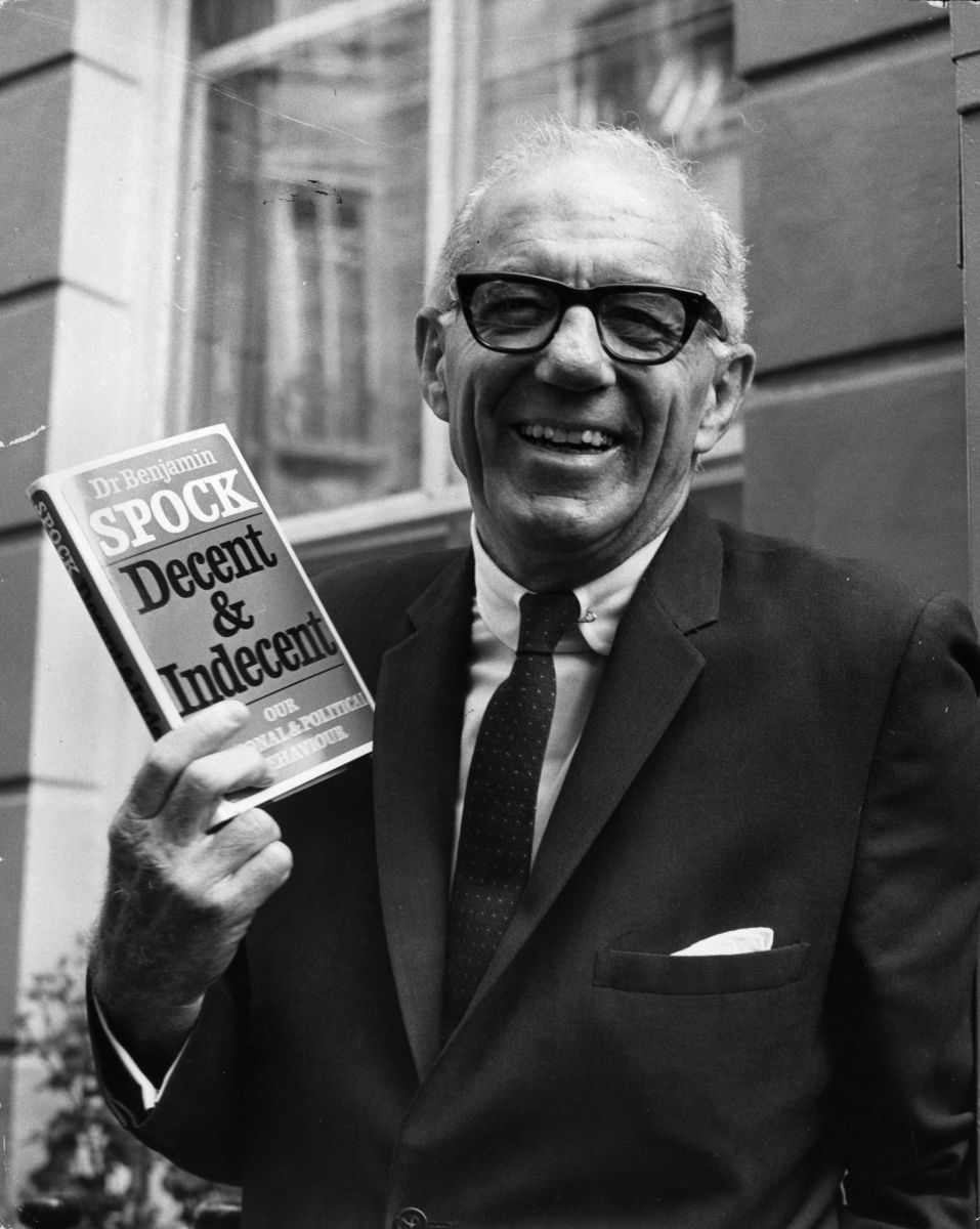 Image result for Benjamin Spock