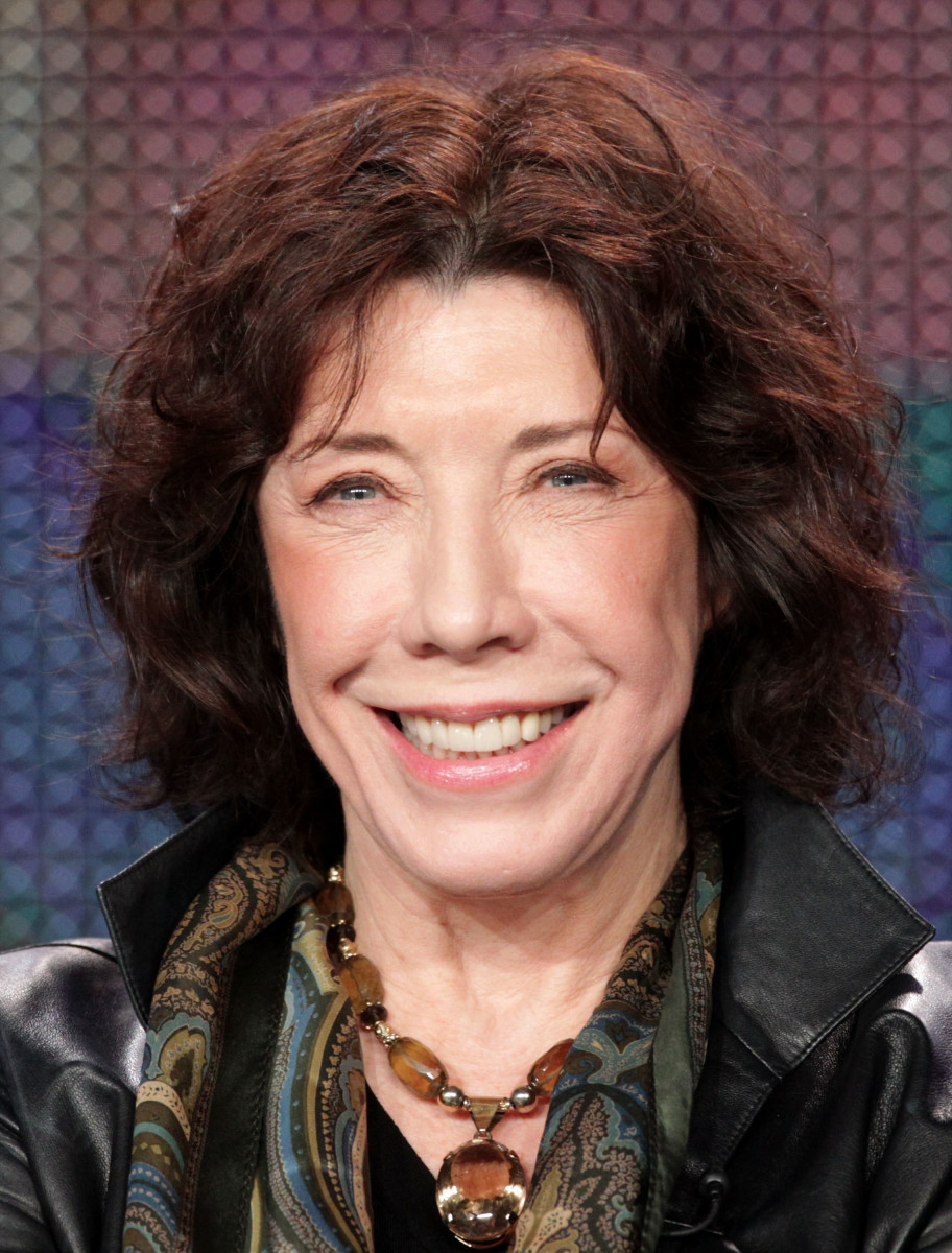 (Photo: Lily Tomlin by Frederick M. Brown / Getty Images)