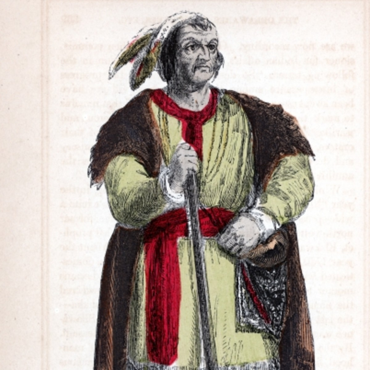 a biography of tecumseh a native american who created a confederation of the indian tribes