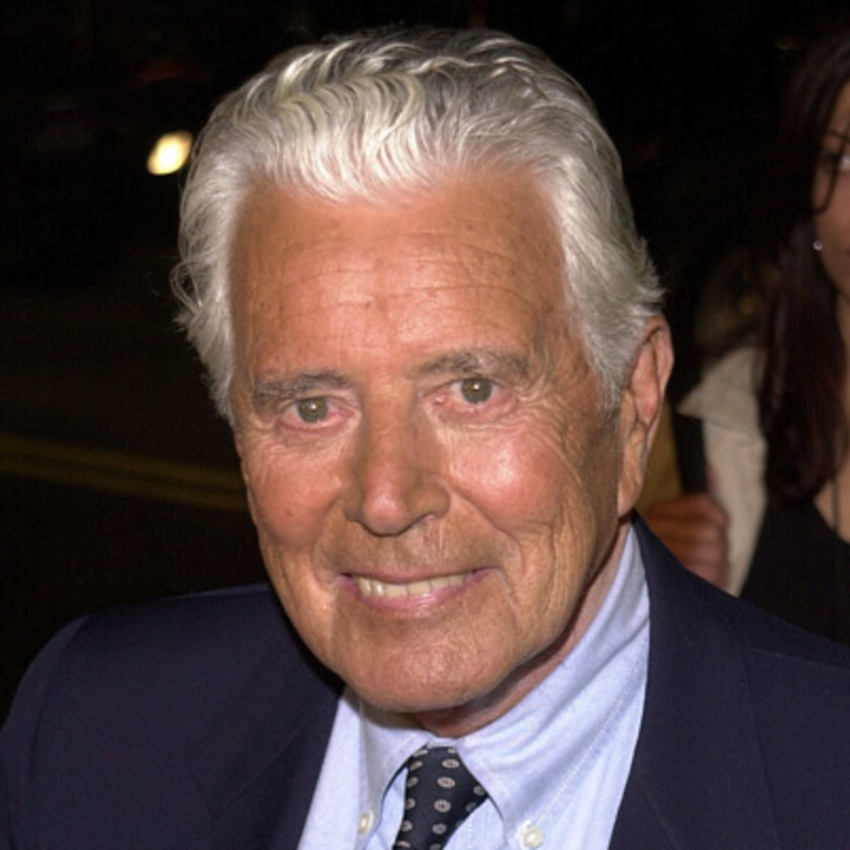 John Forsythe Film Actor Television Actor Theater