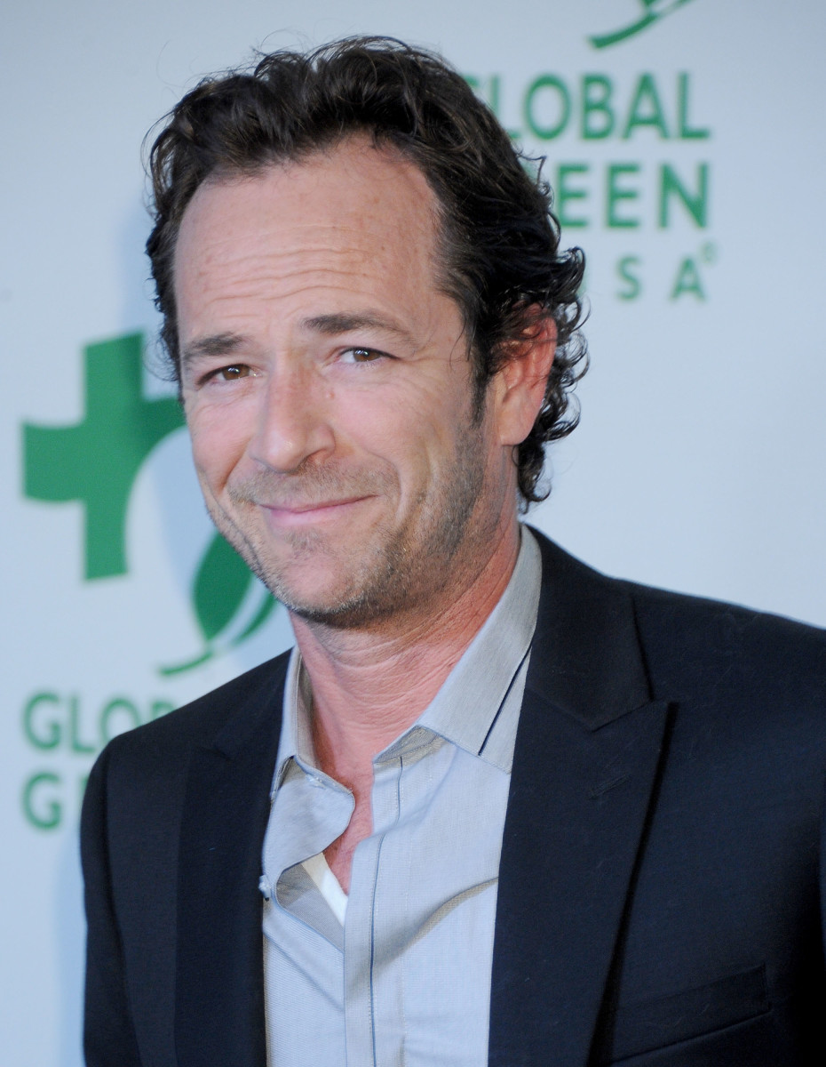 Luke Perry - Life, Family & Death - Biography