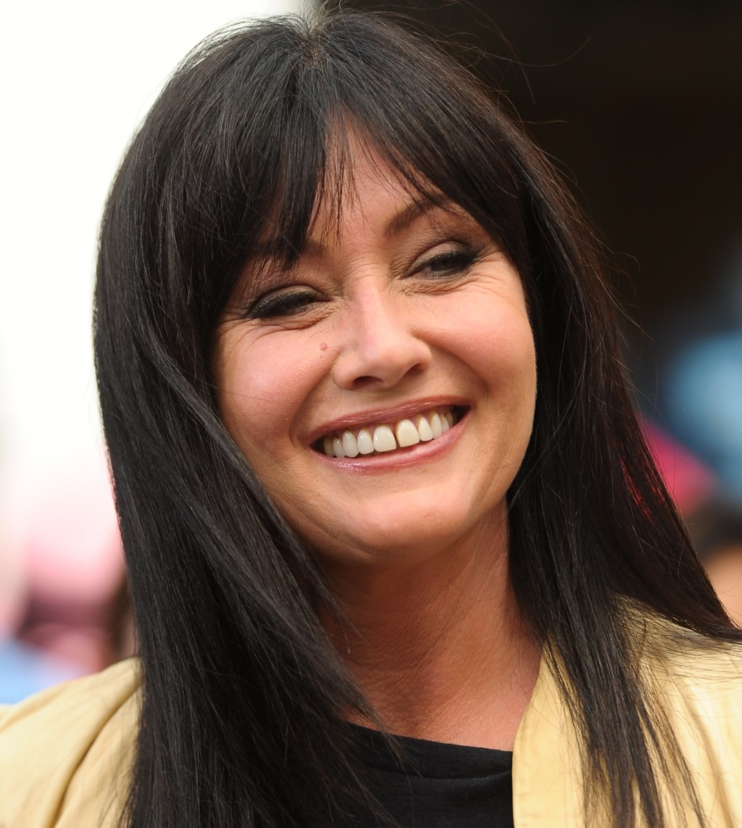 Shannen Doherty (Photo by Noel Vasquez/Getty Images for Extra)