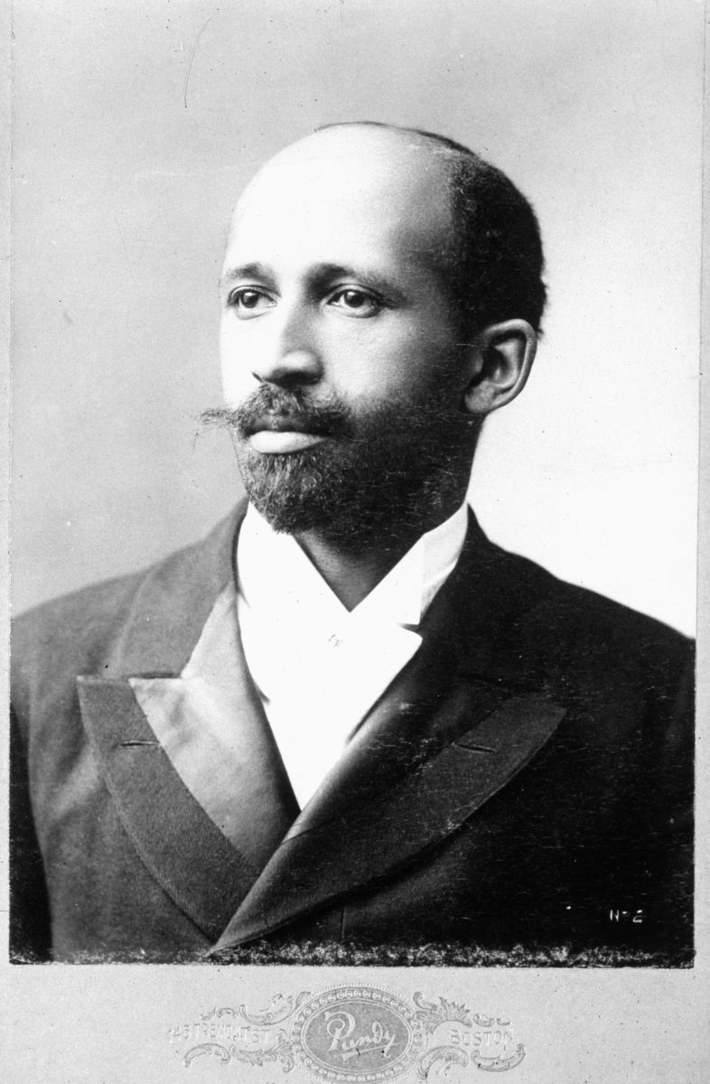 Civil Rights Activists: Prior to the Civil Rights Movement, scholar W.E.B. Du Bois fought for racial equality as a founding member of the National Association for the Advancement of Colored People. (Photo by MPI/Getty Images)