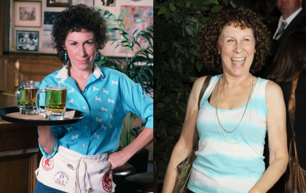 Where Are They Now: Cast of Cheers: Rhea Perlman played wisecracking waitress Carla Tortelli on Cheers. Perlman went on to appear in several TV movies and major motion pictures including Matilda in 1996, which also starred her famous husband Danny DeVito. She also wrote the children's book series Otto Undercover.