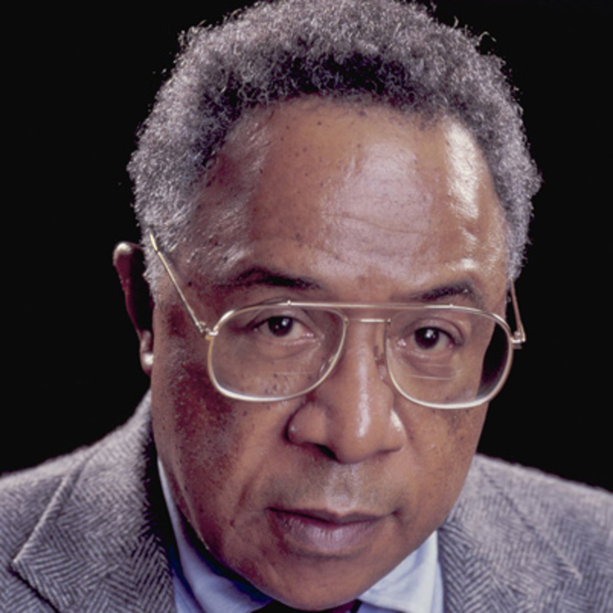 Alex Haley, author of Roots:The Saga of an American Family. (Photo: Mickey Adair/Getty Images)