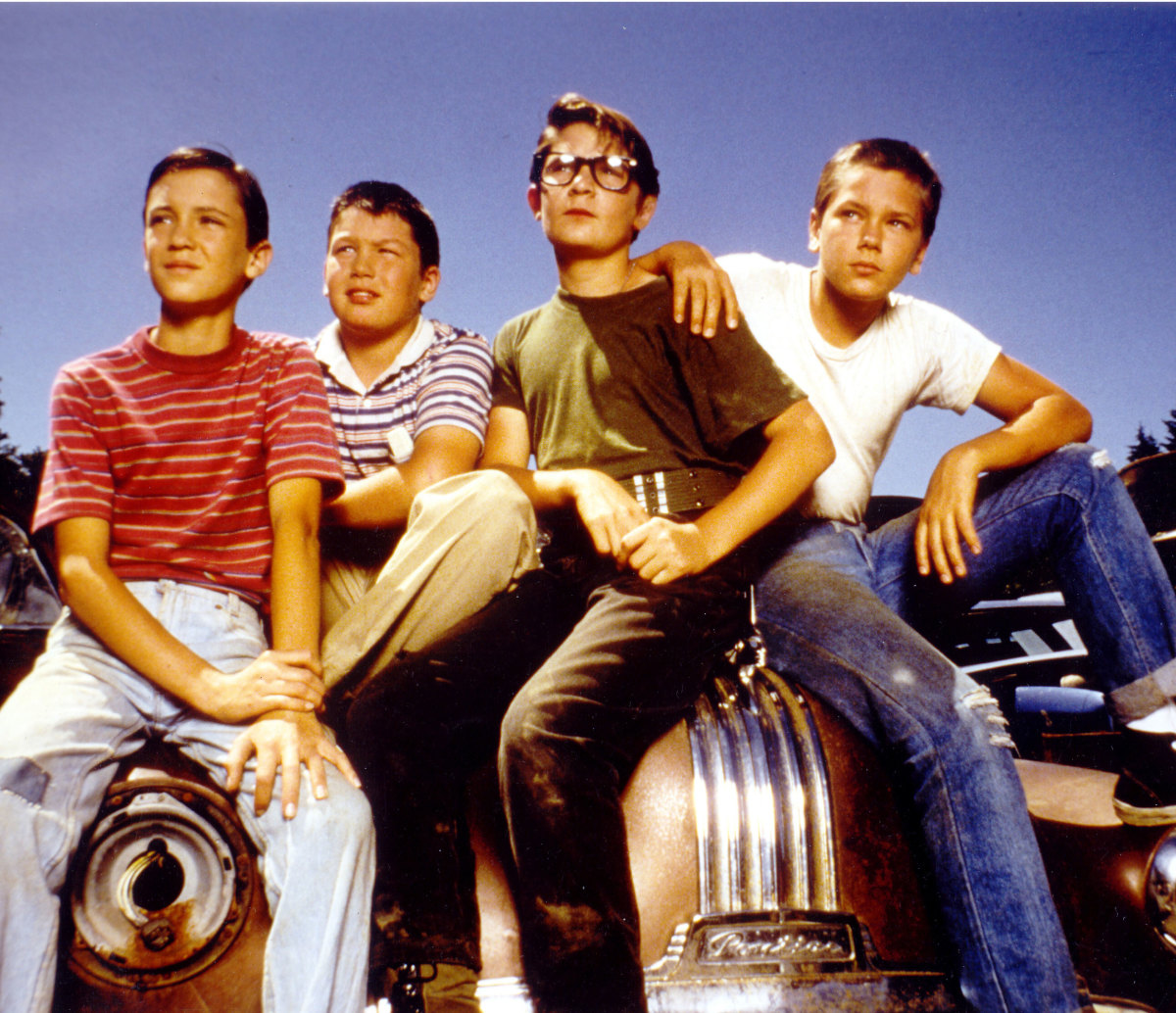 stand by me cast where are they now biography - Finding John Christmas Cast