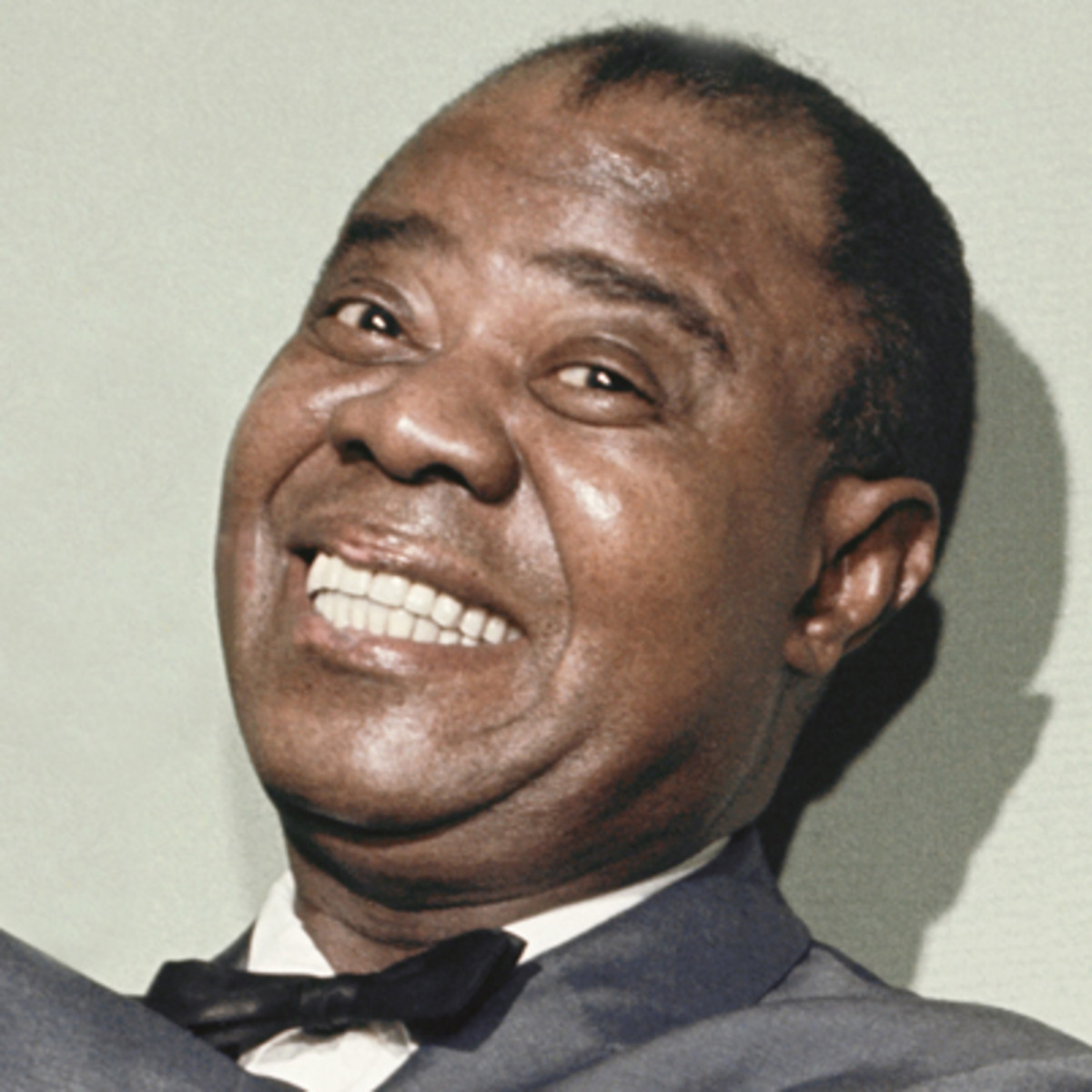 the talented african american musician louis armstrong Louis armstrong's hot five photo courtesy hogan jazz archive louis armstrong's hot five louis' chicago recordings and performances continued until 1929 when he.