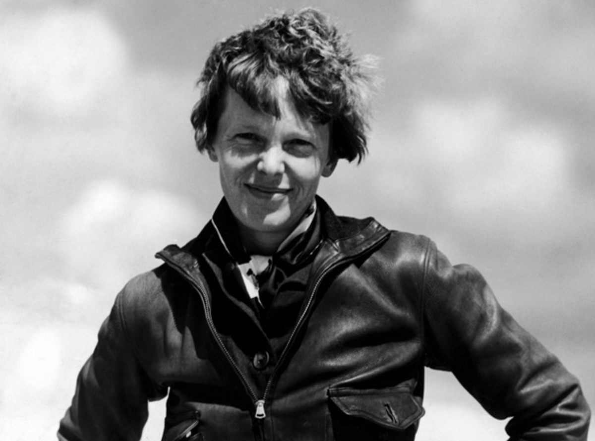 Amelia Earhart, in 1932. (Photo: Pictures Inc./Pictures Inc./The LIFE Picture Collection/Getty Images)