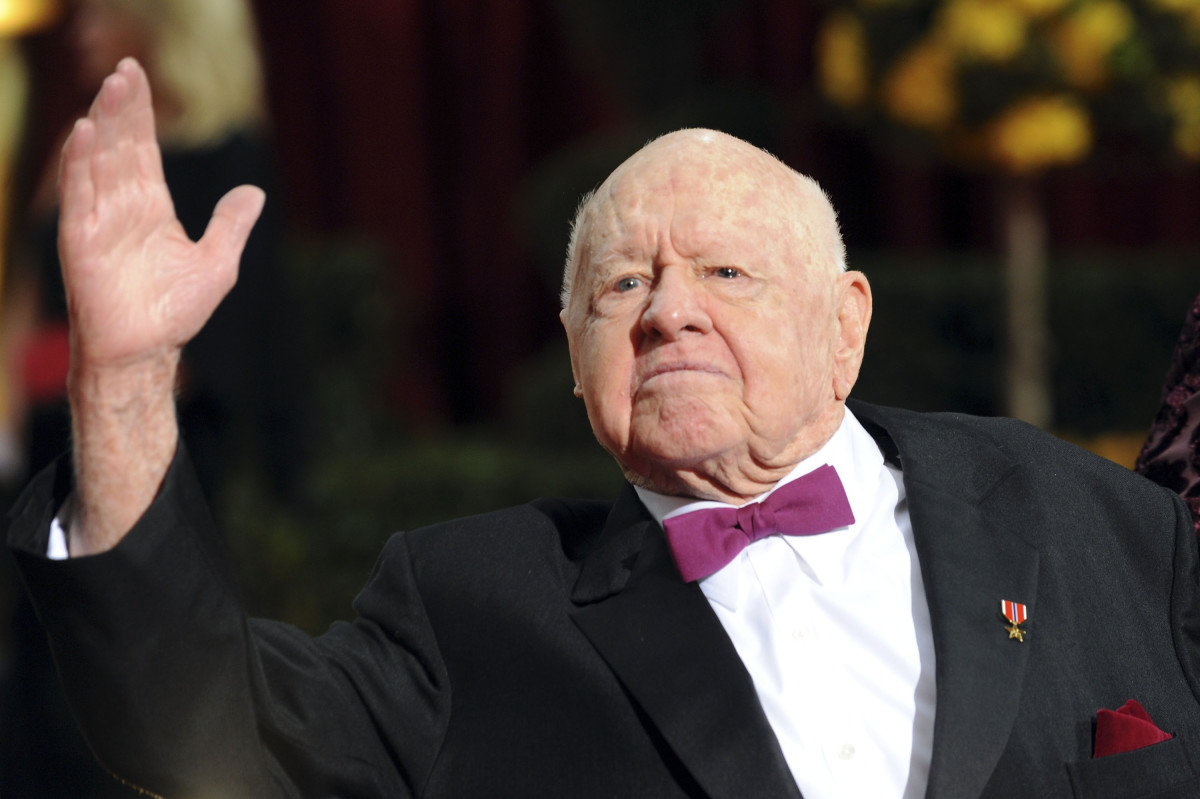 Mickey Rooney Photo