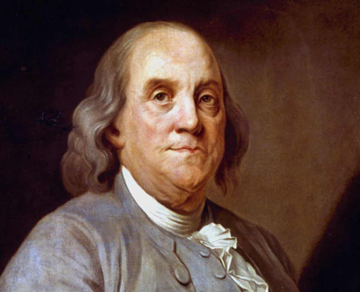 Benjamin Franklin Photo