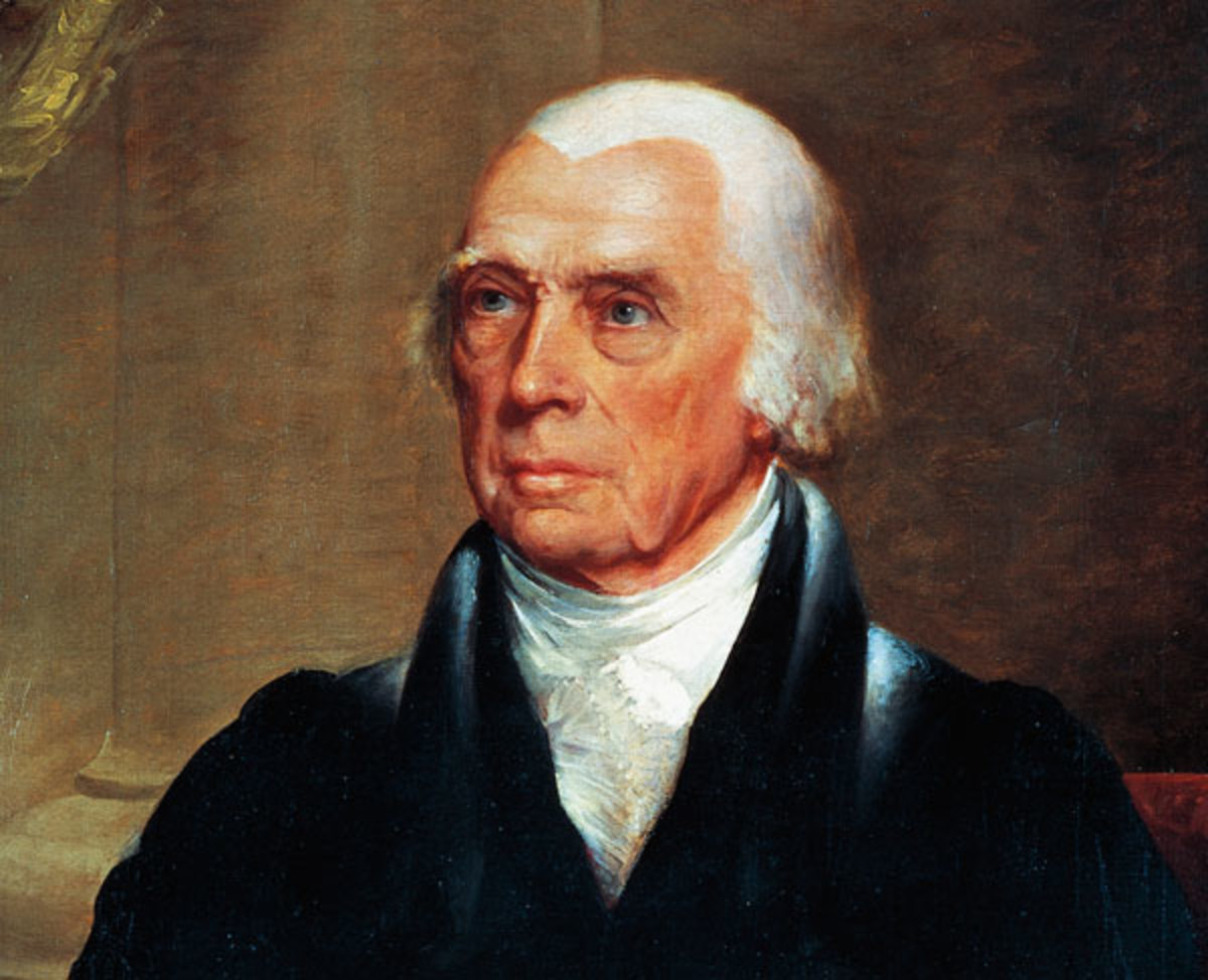 James Madison Photo