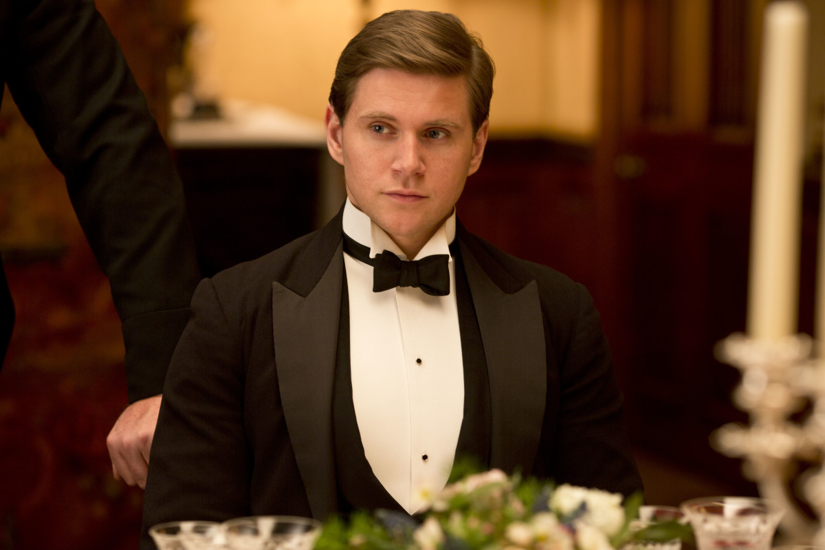 Downtown Abbey Allen Leech Season 5 Photo