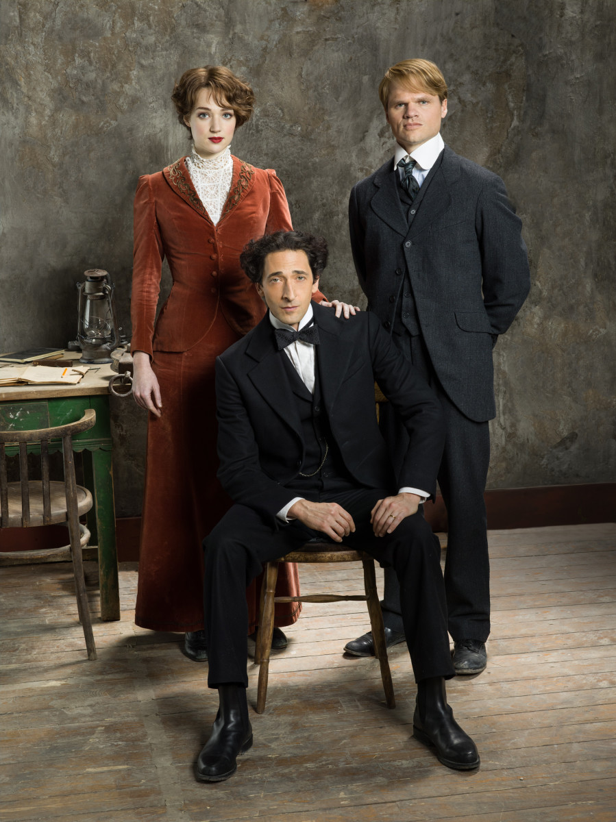 Houdini History Channel Photo